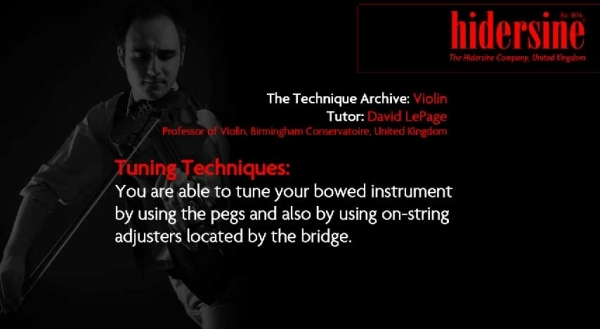 Tuning Techniques