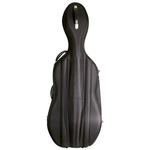 Cello Case - ABS - Black