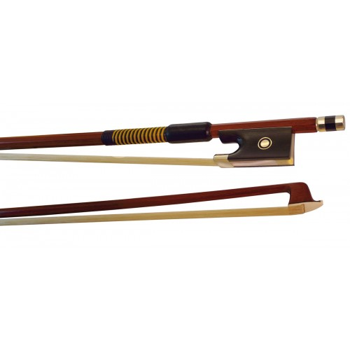 Violin Bow - Brazilwood - Round 4/4