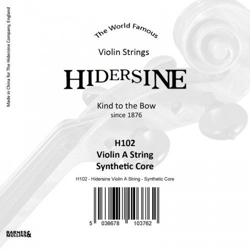 Violin A String - Synthetic Core 4/4