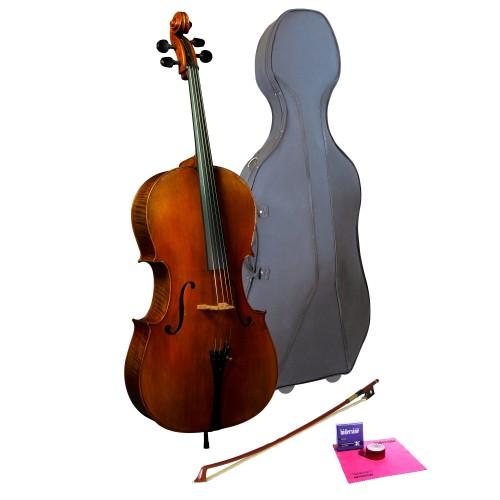Hidersine Preciso 4/4 Cello Outfit