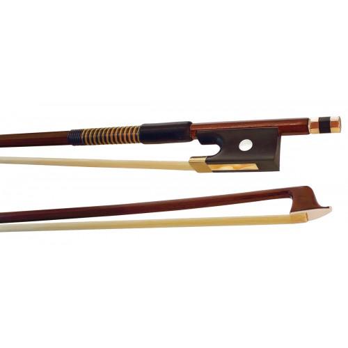 Violin Bow - Brazilwood - Octagonal 1/4