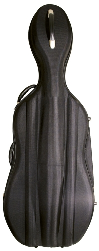 Cello Case - ABS - Black