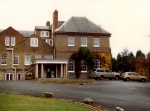 Havensfield, Great Missenden, the base for W.E.Hill & Sons from the mid-1970s onward.