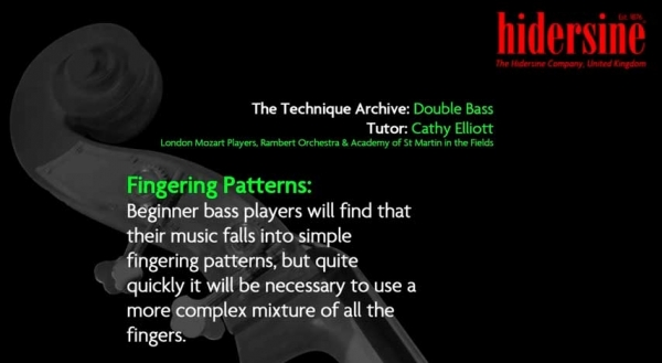 Fingering Patterns