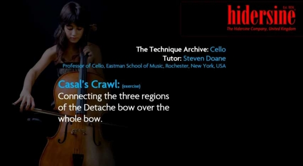 Casals Crawl Exercise